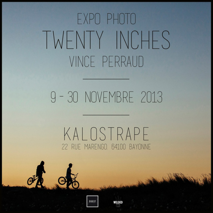 TWENTY INCHES – VINCENT PERRAUD EXPO